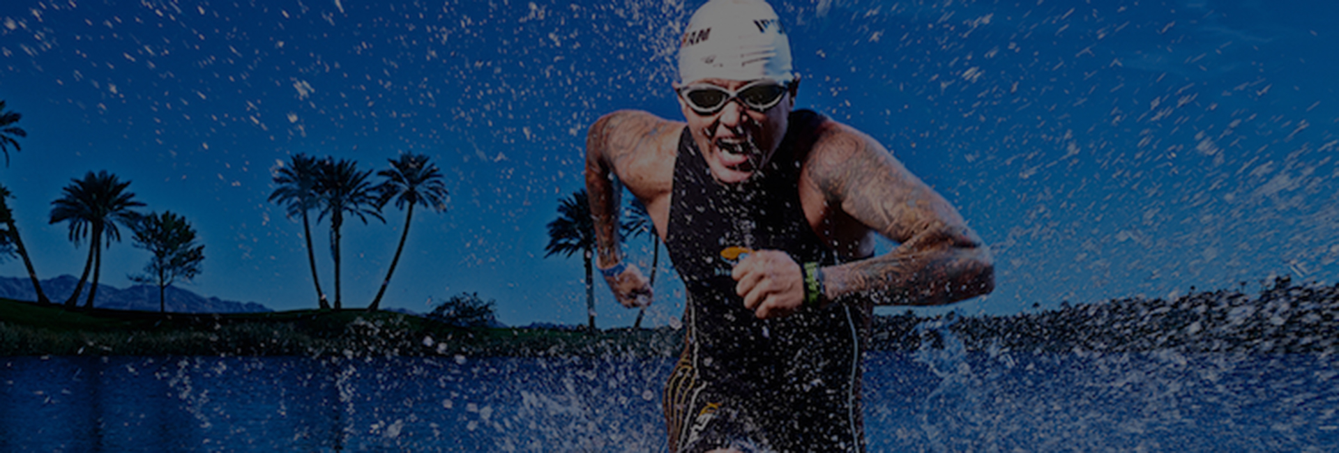 Ironman - Racing for Recovery